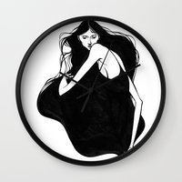 I Was Here Wall Clock