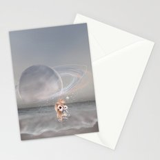 How did I get here, how can I go home. Stationery Cards