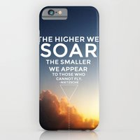iPhone & iPod Case featuring Soar. by Will Hill