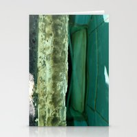 Edge Of A Pool Stationery Cards