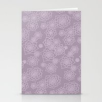 Faded Desert Floral Stationery Cards