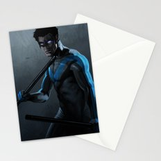Nightwing Stationery Cards