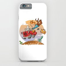 Tintin and Snowy! iPhone 6 Slim Case