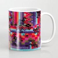 Paisley Pixel Mug