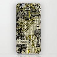 Destructive Nature iPhone & iPod Skin