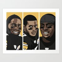 Young Money Art Print