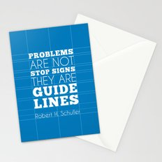 Guide Lines Stationery Cards