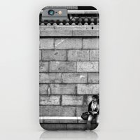 iPhone & iPod Case featuring Loneliness by Anna Brunk