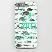 iPhone & iPod Case featuring Pisces by Sergi Ferrando