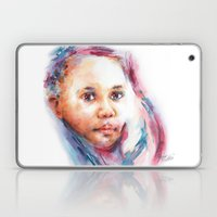 So much to tell ... Laptop & iPad Skin