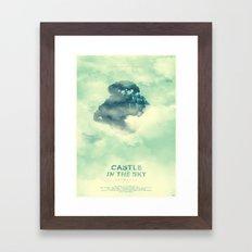 Spirit of Strength Framed Art Print