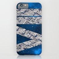 iPhone & iPod Case featuring Episode 7 Fan Art Deathstar Logo by InvaderDig