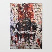 Senza Gloria Canvas Print