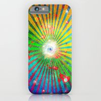 iPhone & iPod Case featuring Spatterverse by Peter Gross