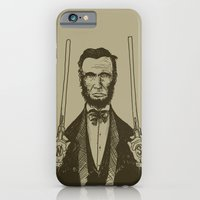 iPhone & iPod Case featuring Abe by Isaboa