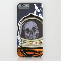 iPhone & iPod Case featuring I was once a hero by Matt Fontaine
