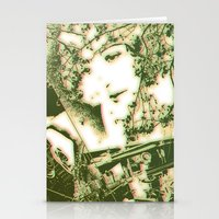 Nature Over Machines Stationery Cards