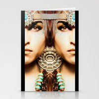 DIVINE PRIESTESS Stationery Cards