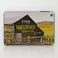 Mail Pouch Barn WV iPad Case
