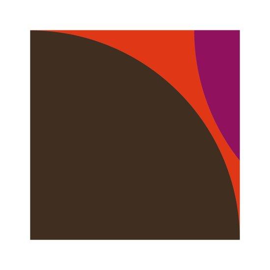#422 Lava – Geometry Daily Canvas Print