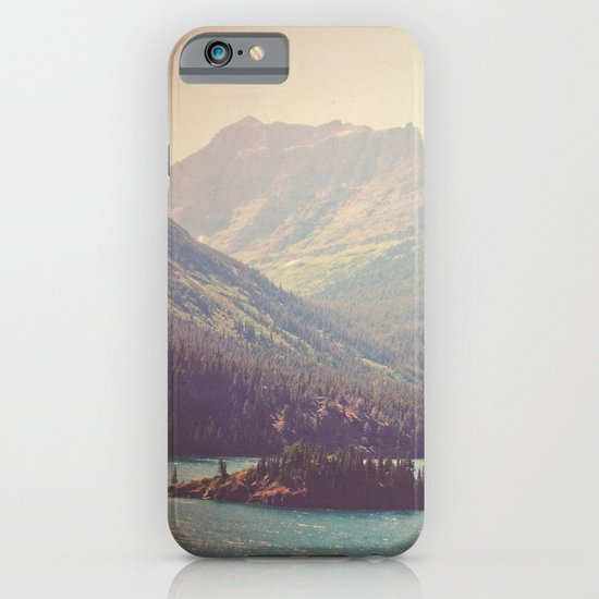 Retro Glacier iPhone & iPod Case