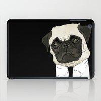 puggetaboutit iPad Case