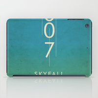 skyfall iPad Case