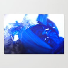 The Blue Canvas Print