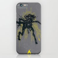 Aliens iPhone 6 Slim Case