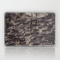 Fly Away -- Low angle view in smoky sepia Laptop & iPad Skin