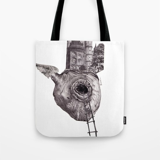 The Heart of The City Tote Bag