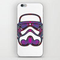 Trooper 1 iPhone & iPod Skin