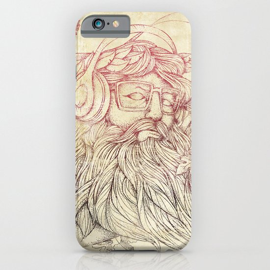 Listen to your soul iPhone & iPod Case