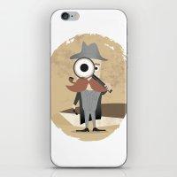 Mr. Detective iPhone & iPod Skin