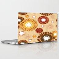 Simple Pattern 3 Laptop & iPad Skin