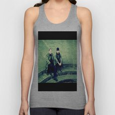 Fort Casey Unisex Tank Top