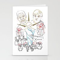 Atheist Christmas Stationery Cards