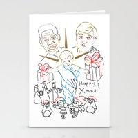 Atheist Christmas Stationery Cards