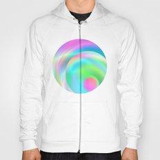 Color Spheres Hoody