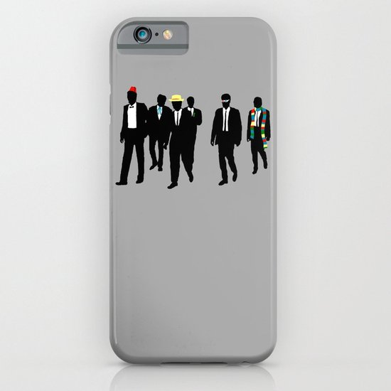 Every Doctor Has His Day iPhone & iPod Case