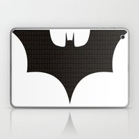 Bat Is Back Laptop & iPad Skin