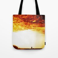 Gold Greed Tote Bag