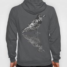 Raven Grey Hoody