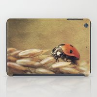 7 Spotted Lady iPad Case