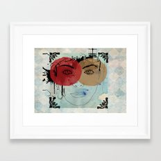121.b Framed Art Print