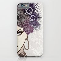 iPhone & iPod Case featuring Belly Dance by Vivian Lau