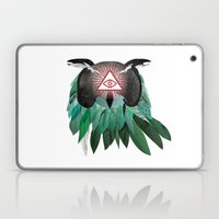 THE KNOWLEDGE SEEKER Laptop & iPad Skin