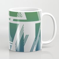 Abstract Color Mug
