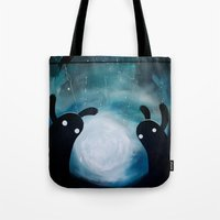 Mosters Playground Tote Bag