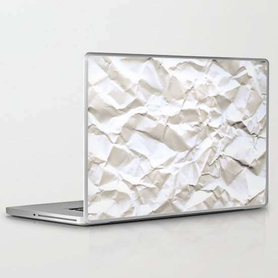 White Trash Laptop & iPad Skin
